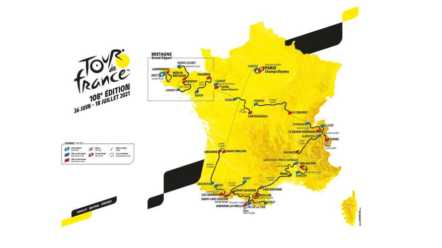 (mémo) 2021 Tour de France